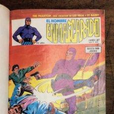 Cómics: EL HOMBRE ENMASCARADO. VOL. 2. NUM. 1 AL 15. VERTICE, 1979. ENCUADERNADOS EN UN TOMO. Lote 207801147
