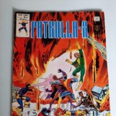Cómics: PATRULLA X (1976, VERTICE) 29 · VII-1979 · ¡LUCHA DECISIVA!. Lote 207807526