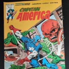Cómics: CAPITAN AMERICA (1975, VERTICE) 43 · IX-1980 · ¡EL REGRESO DEL CAPITAN!. Lote 207816488