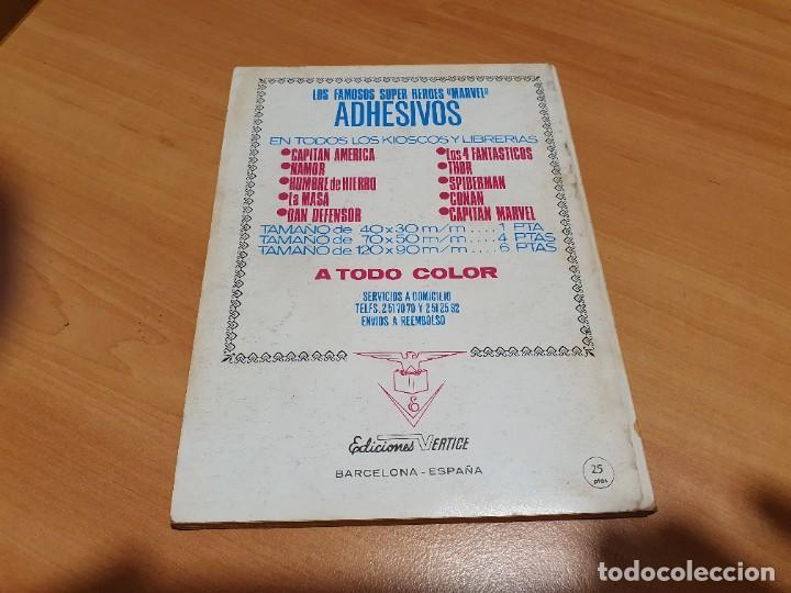 Cómics: SARGENTO FURIA V.1 Nº 11 MUY BUEN ESTADO - Foto 2 - 207819985