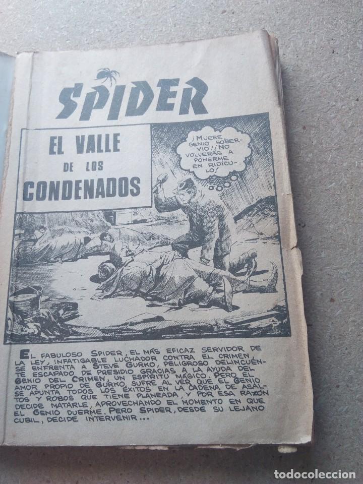 Cómics: SPIDER EXTRA. EL HOMBRE ARAÑA 2A PARTE. EL VALLE DE LOS CONDENADOS - Foto 2 - 207963846