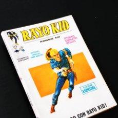 Fumetti: CASI EXCELENTE ESTADO RAYO KID 7 VERTICE TACO. Lote 208037652