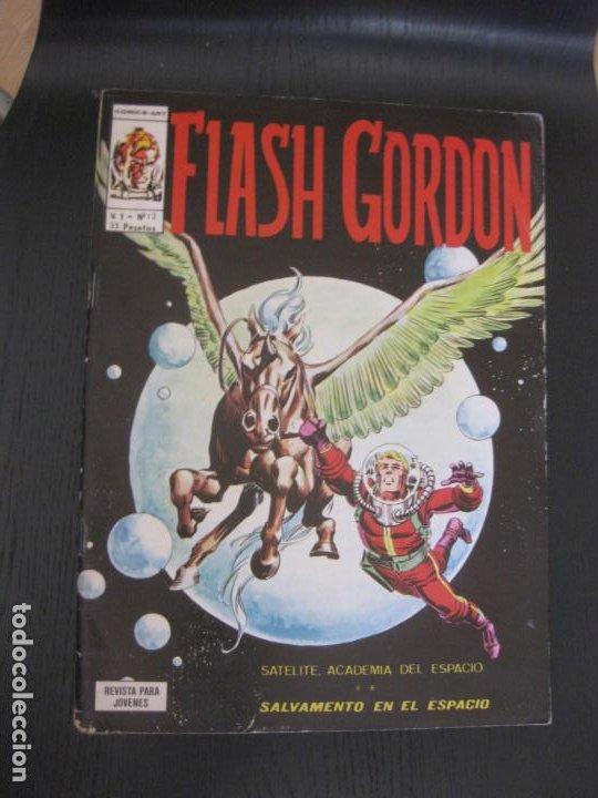 FLASH GORDON V.1 Nº 12. VERTICE. (Tebeos y Comics - Vértice - Flash Gordon)
