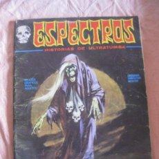 Cómics: ESPECTROS HISTORIAS DE ULTRATUMBA. EDICIONES VERTICE. 1973.. Lote 208157002