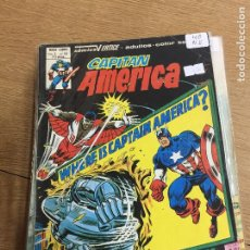 Cómics: VERTICE CAPITAN AMERICA NUMERO 40 NORMAL ESTADO. Lote 208369156