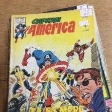Cómics: VERTICE CAPITAN AMERICA NUMERO 37 NORMAL ESTADO. Lote 208369181