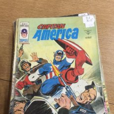 Cómics: VERTICE CAPITAN AMERICA NUMERO 31 NORMAL ESTADO. Lote 208369218