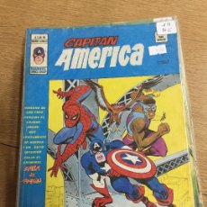 Cómics: VERTICE CAPITAN AMERICA NUMERO 19 NORMAL ESTADO. Lote 208369255