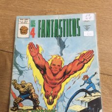 Cómics: VERTICE LOS 4 FANTASTICOS NUMERO 25 NORMAL ESTADO. Lote 208369878