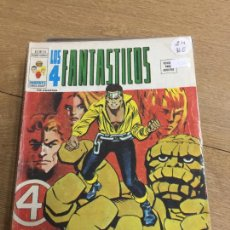 Cómics: VERTICE LOS 4 FANTASTICOS NUMERO 24 NORMAL ESTADO. Lote 208369981