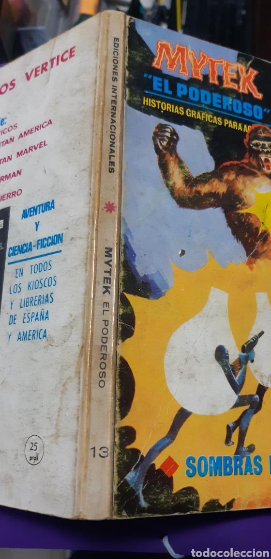 Cómics: TEBEOS-CÓMICS CANDY - MYTEK 13 - TACO - VERTICE - AA98 - Foto 2 - 185061592