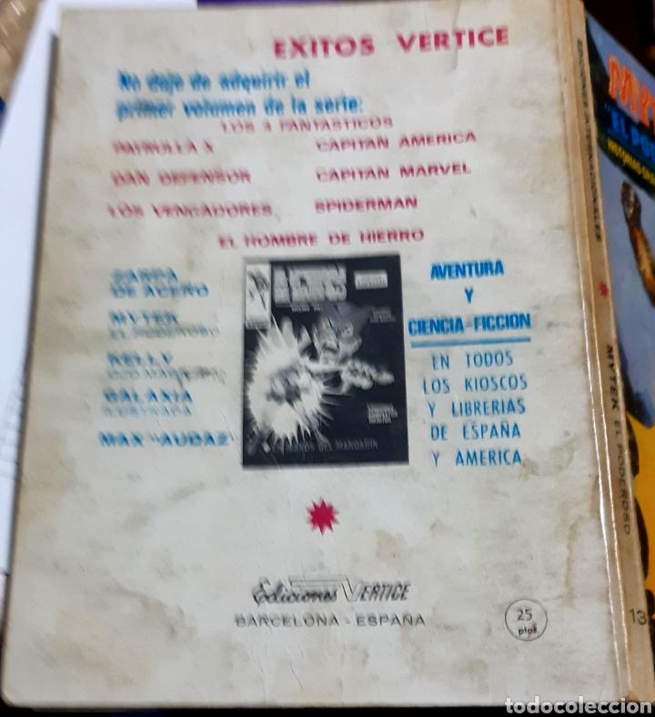 Cómics: TEBEOS-CÓMICS CANDY - MYTEK 13 - TACO - VERTICE - AA98 - Foto 3 - 185061592