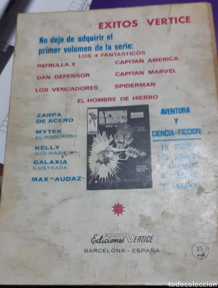 Cómics: TEBEOS-CÓMICS CANDY - MYTEK 13 - TACO - VERTICE - AA98 - Foto 8 - 185061592