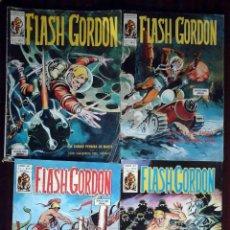 Cómics: FLASH GORDON Nº 14 - 33 - 37 Y 39 EDICIONES VÉRTICE. Lote 208435195
