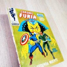 Cómics: BUEN ESTADO CORONEL FURIA 16 VERTICE TACO. Lote 208678532