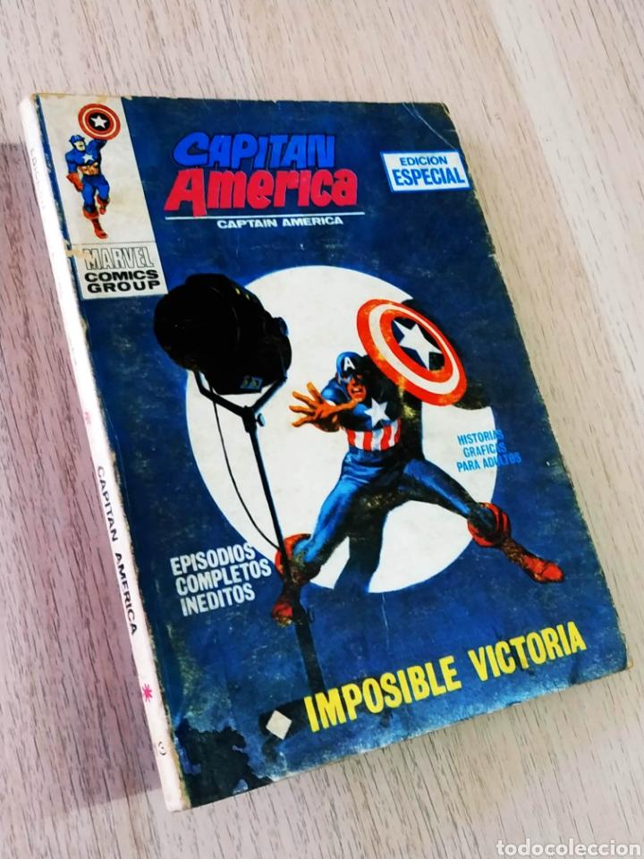 CAPITÁN AMÉRICA 13 VERTICE TACO NORMAL ESTADO (Tebeos y Comics - Vértice - Capitán América)