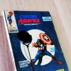 Cómics: CAPITÁN AMÉRICA 13 VERTICE TACO NORMAL ESTADO. Lote 208683375