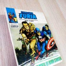 Cómics: BUEN ESTADO SARGENTO FURIA 7 VERTICE TACO. Lote 208683932