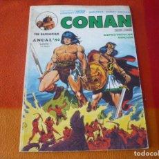 Cómics: CONAN ANUAL 80 1980 VERTICE MUNDI-COMICS MARVEL ESPECTACULAR EDICION. Lote 208721751