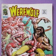 Cómics: WEREWOLF Nº 6 EL HOMBRE LOBO VERTICE, VERTICE ¡¡¡MUY BUEN ESTADO!!!L LEER DESCRIPCION. Lote 208766893