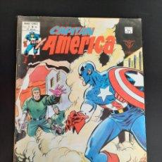 Comics: CAPITAN AMERICA (1975, VERTICE) 36 · XI-1979 · LA DECISION. Lote 208770457