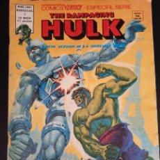 Cómics: HULK (1978, VERTICE) -RAMPAGING- 2 · X-1978 · Y DESPUES LA PATRULLA X!. Lote 208777977