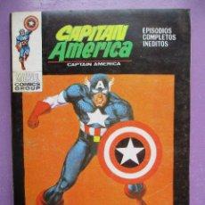 Cómics: CAPITAN AMERICA Nº 25 VERTICE TACO ¡¡¡BUEN ESTADO!!!. Lote 208780836