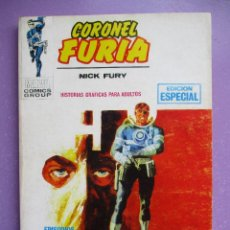 Cómics: CORONEL FURIA Nº 5 VERTICE TACO ¡¡¡BUEN ESTADO!!!. Lote 208781288