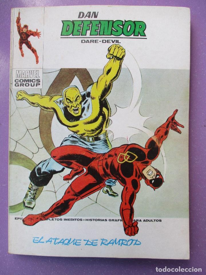 DAN DEFENSOR Nº 46 VERTICE TACO ¡¡¡BUEN ESTADO!!! (Tebeos y Comics - Vértice - V.1)