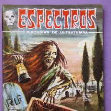 Cómics: ESPECTROS Nº 12 VERTICE ¡¡¡ MUY BUEN ESTADO!!!. Lote 208781902