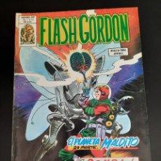 Cómics: FLASH GORDON (1980, VERTICE) -V.2- 13 · 15-IX-1980 · EL PLANETA MALDITO (2ª PARTE) / LA BOMBA DE ORO. Lote 208966335