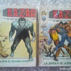 Cómics: KA-ZAR 3 Y 5. Lote 208971896