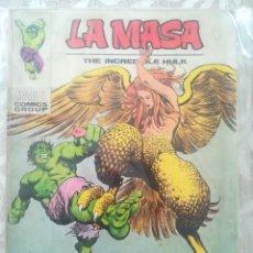 Cómics: LA MASA 33. Lote 208972436