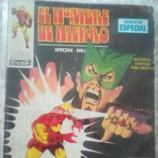 Cómics: EL HOMBRE DE HIERRO 4. Lote 208973145