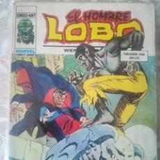 Cómics: EL HOMBRE LOBO 10. Lote 208973283
