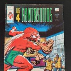 Cómics: 4 FANTASTICOS, LOS (1977, VERTICE) -V.3- 19 · IV-1979 · DESASTRE EN EL CAMPUS. Lote 208973530