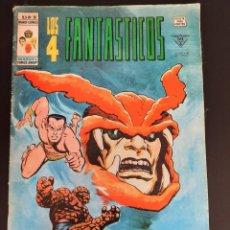 Fumetti: 4 FANTASTICOS, LOS (1977, VERTICE) -V.3- 18 · III-1979 · CARA A CARA CON NAMOR. Lote 208973725