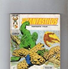 Comics : COMIC VERTICE 1974 LOS 4 FANTASTICOS VOL1 Nº 62 (BUEN ESTADO). Lote 208991533