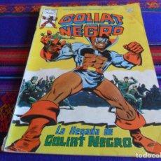 Cómics: VÉRTICE MUNDI COMICS VOL. 1 SELECCIONES MARVEL Nº 25 NOVA Y Nº 48 GOLIAT NEGRO. 1976. 40 PTS.. Lote 13269131