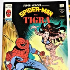 Cómics: ANTIGUO COMIC SUPER HEROES Nº 92 VOL.II (SPIDERMAN Y LA TIGRA) AÑO 1974 / 1980. Lote 209051938