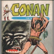 Cómics: CONAN, THE BARBARIAN - Nº 6 - EDICIONES VÉRTICE 1972. Lote 209113325