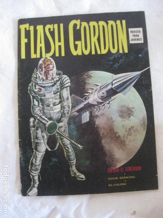 FLASH GORDON. COMIC ART Nº 1. EDICIONES VERTICE 1974. (Tebeos y Comics - Vértice - Flash Gordon)