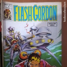 Fumetti: FLASH GORDON. VOL 2. Nº 7. VÉRTICE.. Lote 209298817