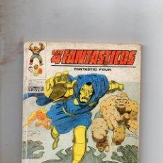 Cómics: COMIC VERTICE 1974 LOS 4 FANTASTICOS VOL1 Nº 58 (NORMAL ESTADO). Lote 209309247