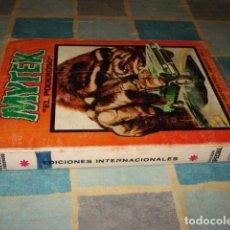 Comics: MYTEK EL PODEROSO 5, 1972, VERTICE, 288 PÁGINAS. COLECCIÓN A.T.. Lote 209314421