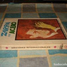 Comics : ZARPA DE ACERO 11, 1975, VERTICE, 224 PÁGINAS. COLECCIÓN A.T.. Lote 209314948