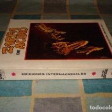 Comics: ZARPA DE ACERO 1, 1969, VERTICE, BUEN ESTADO, 384 PÁGINAS. COLECCIÓN A.T.. Lote 209316696