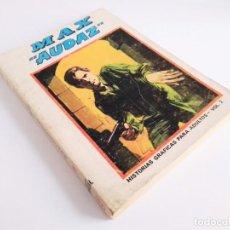 Cómics: MAX AUDAZ EDICIONES INTERNACIONALES VÉRTICE EDICIÓN ESPECIAL HISTORIAS GRÁFICAS PARA ADULTOS VOL.2. Lote 209579590