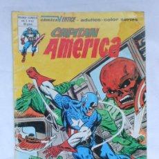 Cómics: CAPITAN AMERICA V.3 Nº 43 - VERTICE. Lote 209619053