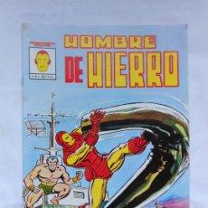 Cómics: HOMBRE DE HIERRO Nº 2 VERTICE. Lote 209619447